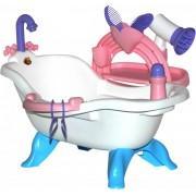 Набор для купания кукол №3 с аксессуарами