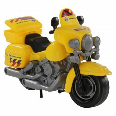 Мотоцикл скорая помощь (NL) (в пакете)