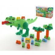 Конструктор Динозавр 30 элементов