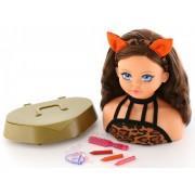 Кукла-бюст Дженни 28см