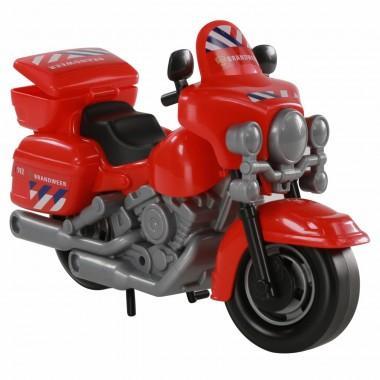 Мотоцикл пожарный (NL) (в пакете)
