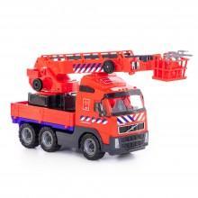 Volvo автомобиль пожарный (NL) (в сеточке)