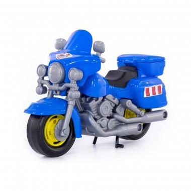 Мотоцикл полицейский Харлей Полесье