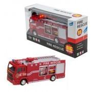 Игрушечные машинки Пожарная инерционная