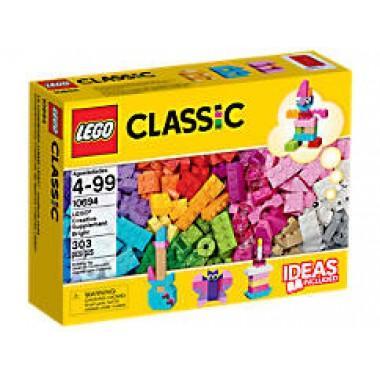 """Конструктор Lego 10694 """"Дополнение к набору для творчества-пастельные цвета"""""""