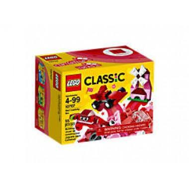 Конструктор Lego 10707 Красный набор для творчества