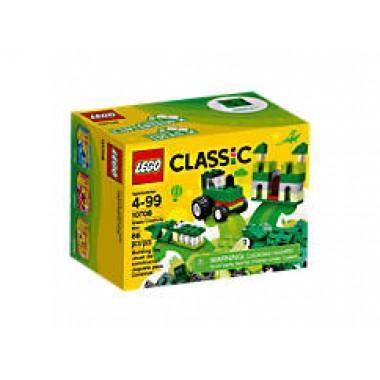 Конструктор Lego 10708 Зеленый набор для творчества