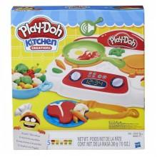 """Игровой набор Play-Doh """"Кухонная плита"""""""
