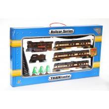 Игровой набор железная дорога