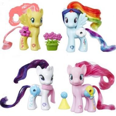 """My Little Pony Игровой набор """"Пони с волшебными картинками"""""""