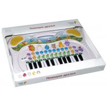 Детский синтезатор Поющие друзья