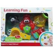 Набор игрушек для ванной Веселые водопады