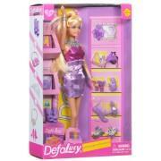 Кукла DEFA с обувью и аксессуарами