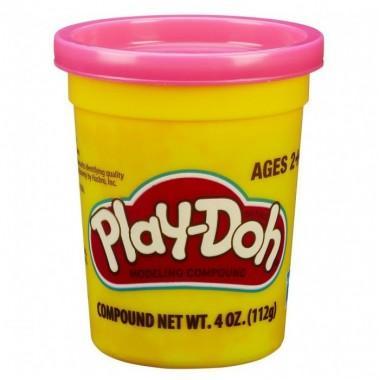 Пластилин Play-Doh для детской лепки 1 баночка в ассорт.