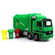 Игрушечные машинки мусоровоз Чистюля