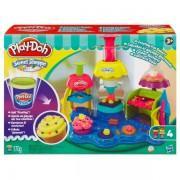 "Набор пластилина Play-Doh ""Фабрика пирожных"""