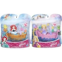 """Игровой набор """"Мини-кукла""""Принцесса Диснея""""в лодке"""""""