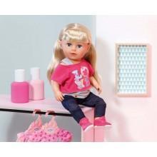 Кукла Baby-Born интерактивная сестричка