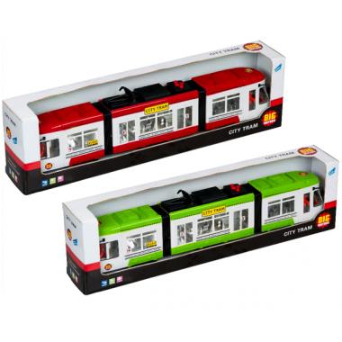 Автомобиль Big Motors Городской трамвай