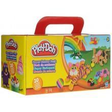 Игровой набор Hasbro Play-Doh 20 банок