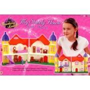 Домик для кукол Мой роскошный дом
