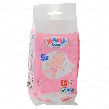 Купить Подгузники для куклы Baby Born