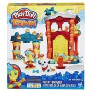 Игровой набор Hasbro Play-Doh Пожарная станция