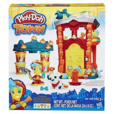 """Игровой набор Hasbro Play-Doh """"Пожарная станция"""""""