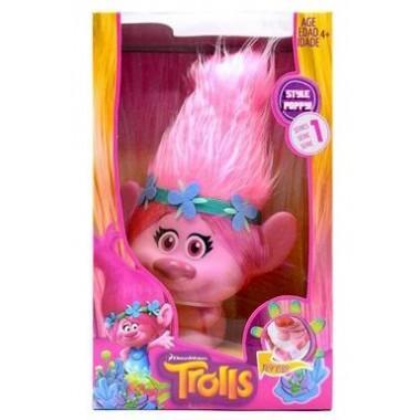 """Кукла gо м\ф """"Тролли"""". Розочка."""