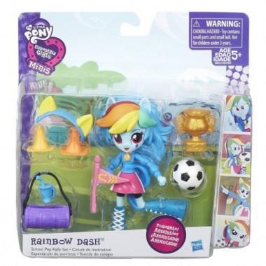Equestria Girls Мини-кукла с аксессуарами