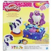 Игровой набор Hasbro Play-Doh Туалетный столик Рарити