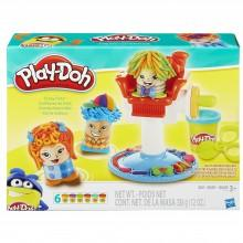 Игровой набор Hasbro Play-Doh Сумасшедшие прически
