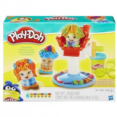 """Набор пластилина Play-Doh """"Сумасшедшие прически"""""""
