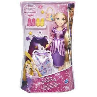 """Кукла """"Принцесса Диснея"""" с двумя нарядами Рапунцель"""