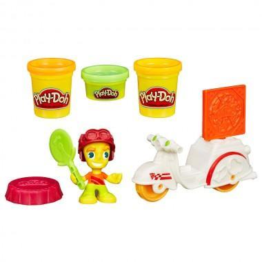 """Игровой набор Play-Doh Город """"Транспортное средство"""""""