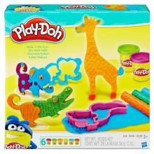 Игровой набор Hasbro Play-Doh Веселое Сафари