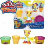 Игровой набор Hasbro Play-Doh Город Фигурки жителей города
