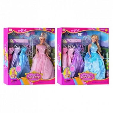 Кукла Модница с нарядами и аксессуарами
