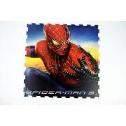 Пазл для малышей коврик Человек паук 9 эл.