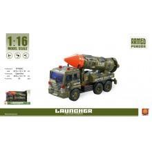 Детский игрушечный транспорт Военный грузовик