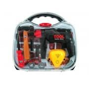 Детский набор инструментов в кейсе Строитель