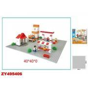 Конструктор детский платфома-основание для конструкторов